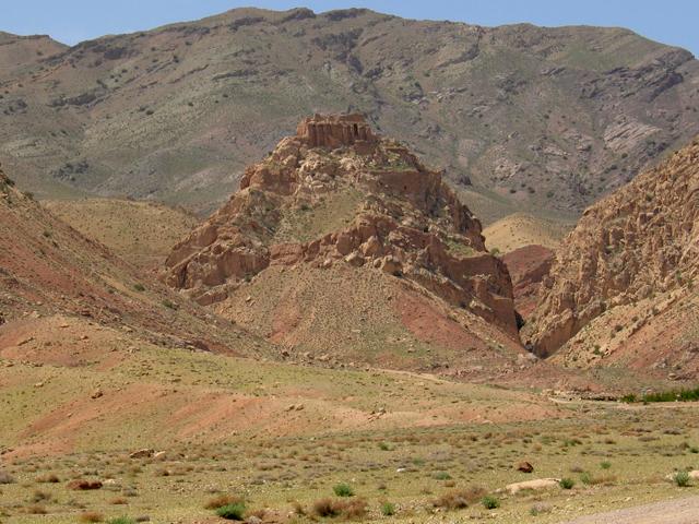 نماي دور از قيزقلعه