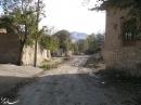 محیط داخلی روستای مسلم آباد ساوه (از توابع نوبران)