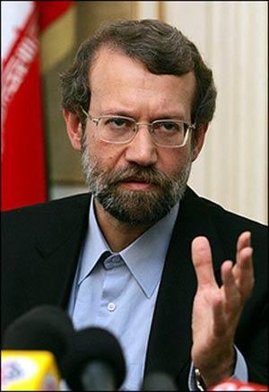 دکتر لاریجانی - رئیس مجلس شورای اسلامی